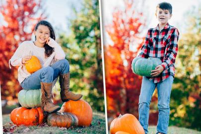 Pumpkin Season (Editor's Letter)