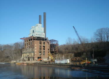 Akron Gorge Power Station Demolition