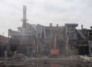 Ford Twin Cities Assembly Plant Demolition