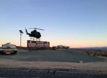 Fort Irwin Soil Management