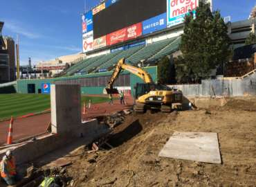 Progressive Field Renovations