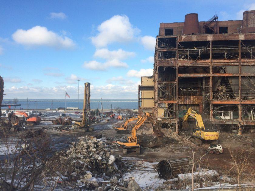 Demolition - Independence Excavating