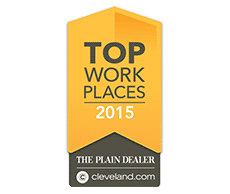 The Plain Dealer Top Workplaces 2015 Award