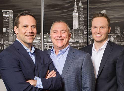 Third Generation Leadership Team: Rob, Vic and Kevin DiGeronimo