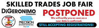 Skilled Trade Jobs Fare, March 28, 2020