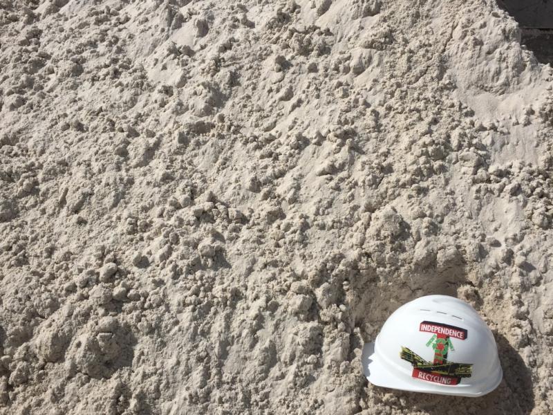 Sand Hardhat