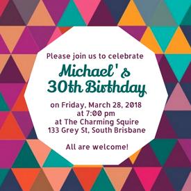 Square Invites