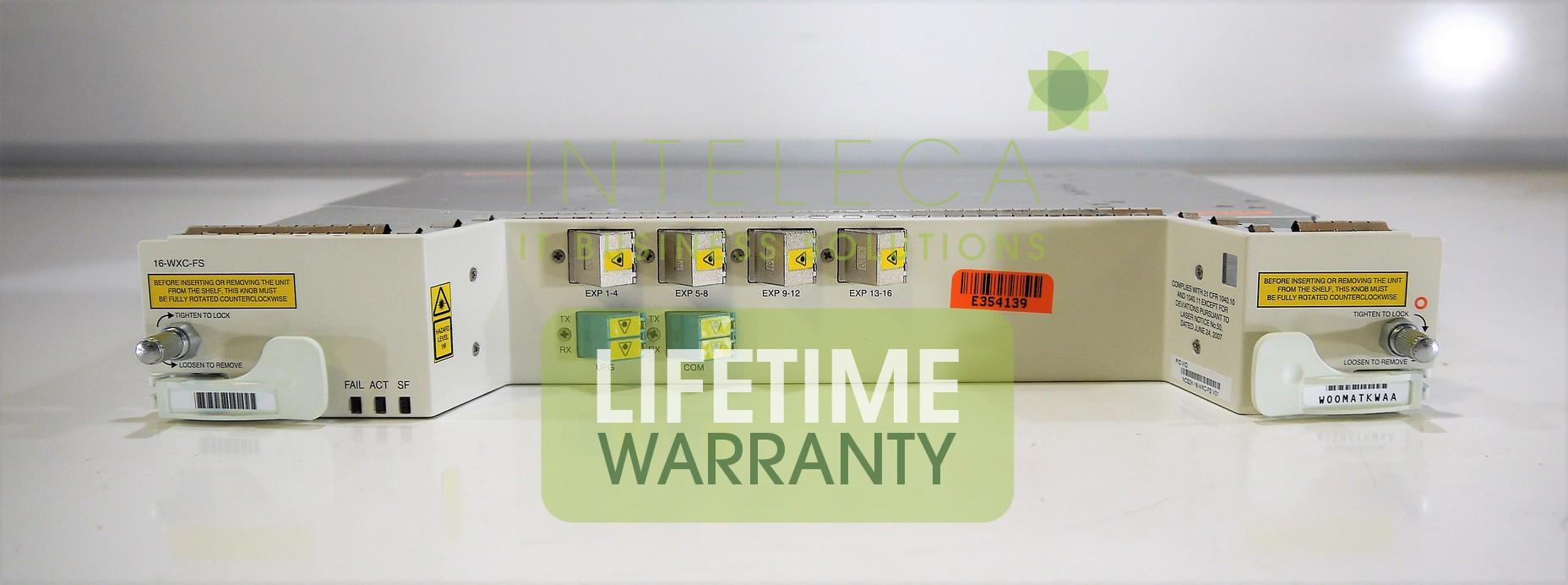 Details about CISCO NCS2K-16-WXC-FS 16-ports Wavelength X-Connect and  Mux/Demux - Flex Spectr