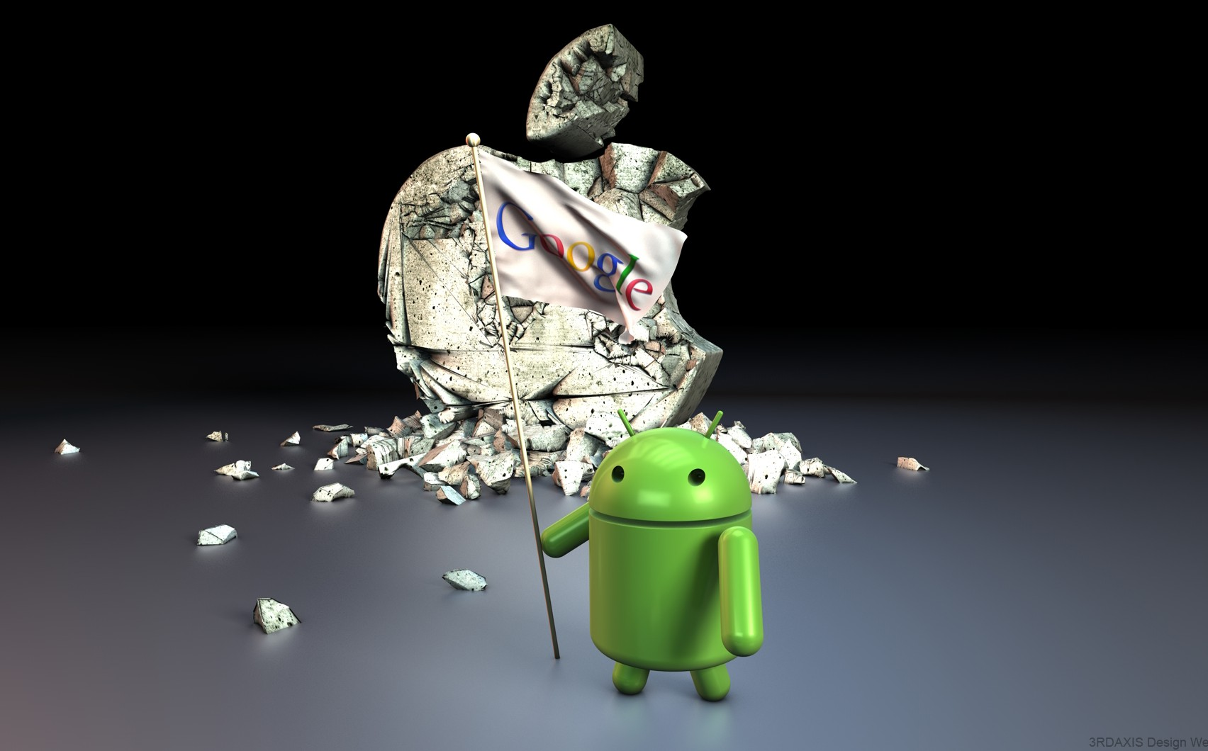 Android Takeover