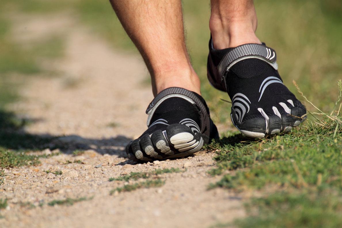 Sole survivors: the secret to barefoot running