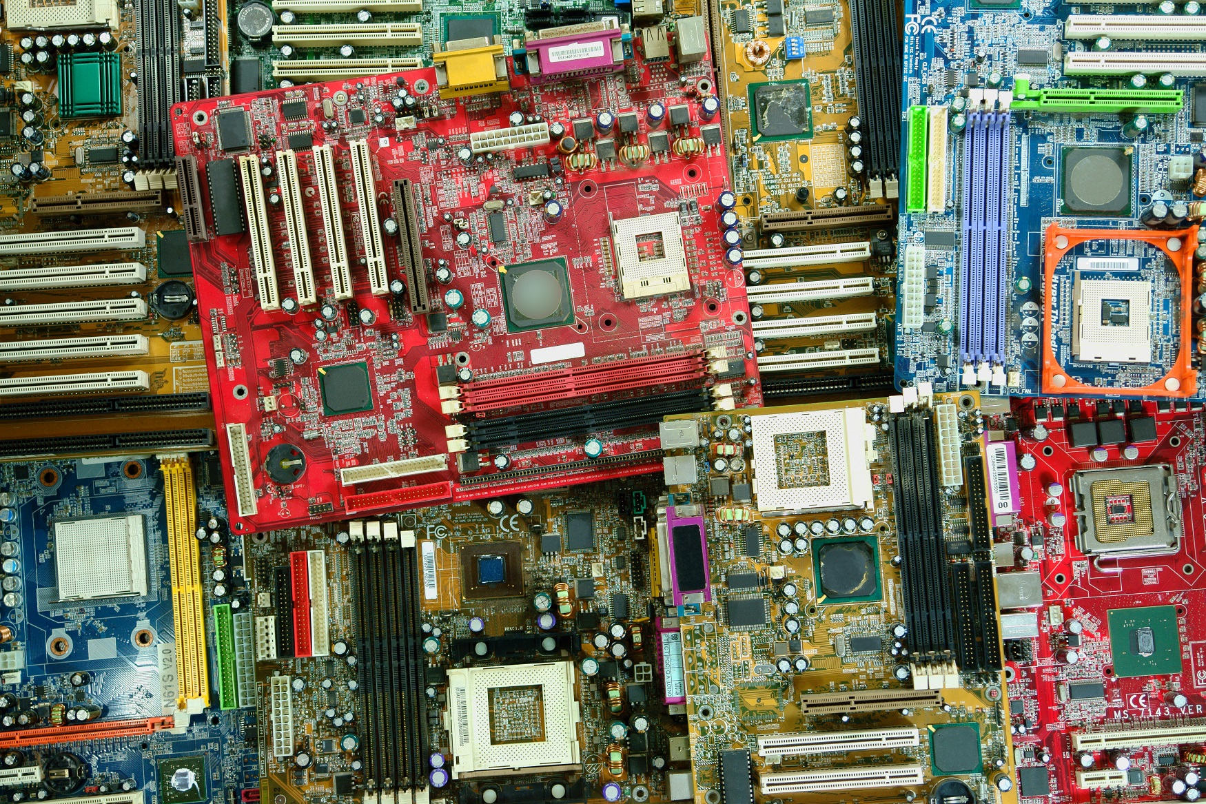 Electronics Recyclers The Gold Mining Stocks You Missed Investment U Scrap Recycling Pictures