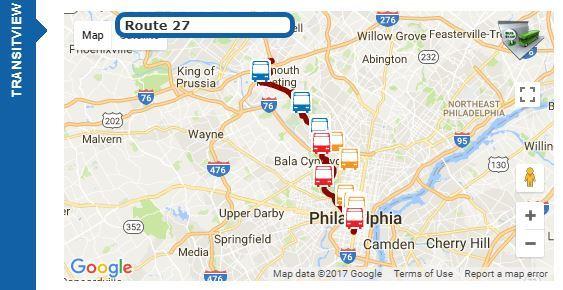 Route Of The Week 27 Septa