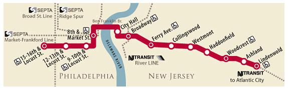 Philadelphia Subway Map Patco.Citizens Bank Park Destinations Septa