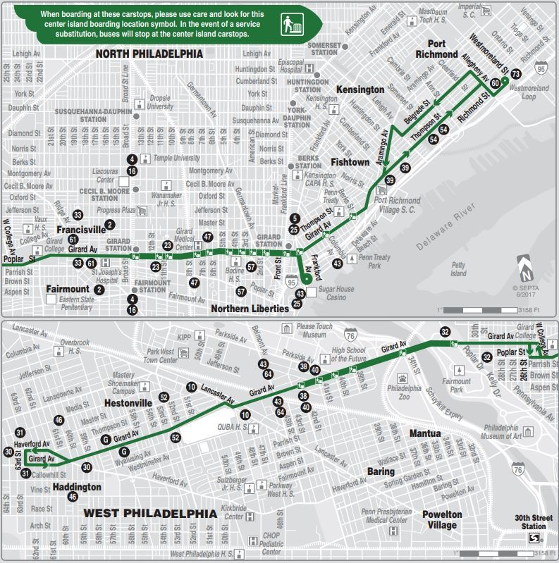 Route of the Week - 15   SEPTA on philadelphia trolley map, new orleans trolley map, dallas trolley map, pittsburgh trolley map, washington dc trolley map, tucson streetcar route map, i ride trolley map, green line trolley map, portland light rail map, san diego trolley map, new haven trolley map, charlotte trolley map, cleveland rta trolley map, san francisco trolley map, tampa trolley map, memphis trolley map, mbta trolley map, mts trolley map, waikiki trolley map, metro station paris map,