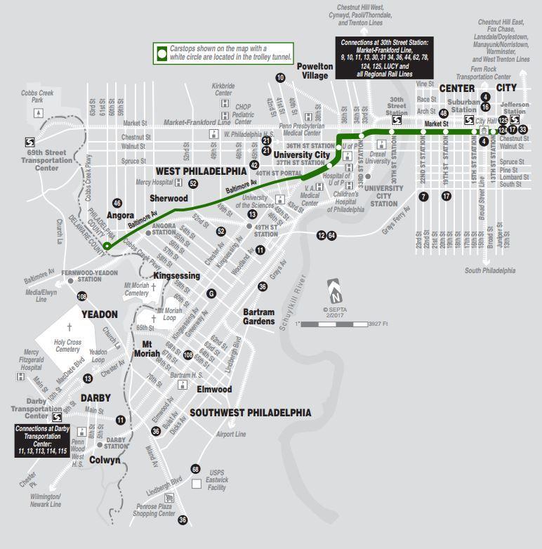 Route Of The Week 34 Septa