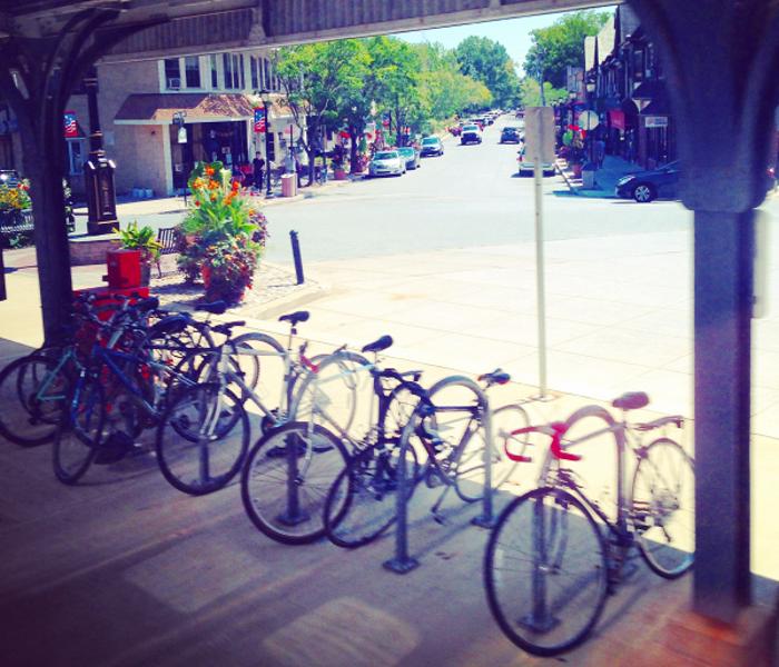 Bike to work swarthmore ig