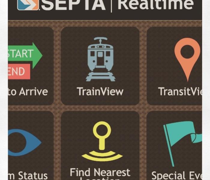 Septa app ig