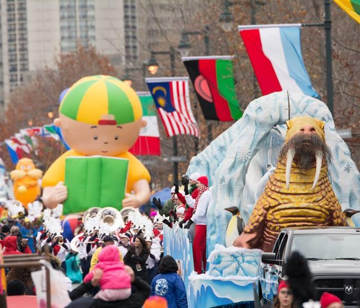 Td parade