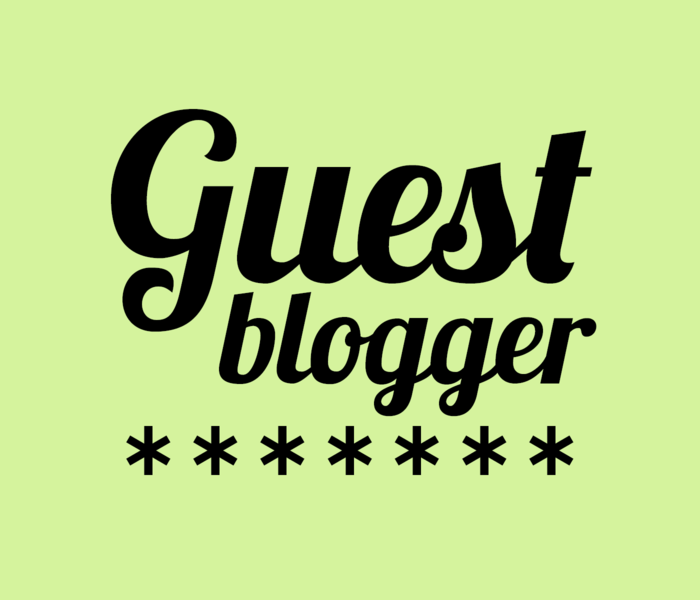 Guest blogger 2