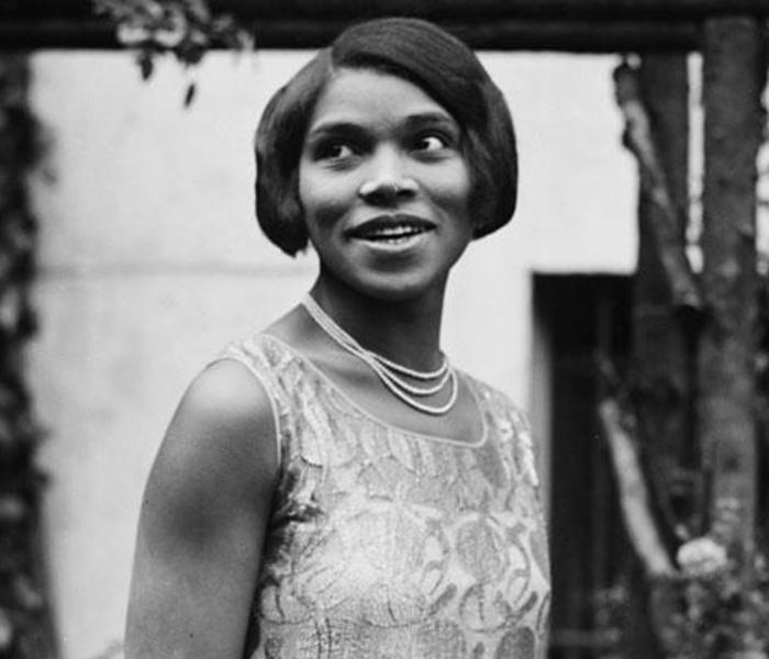 when did marian anderson die
