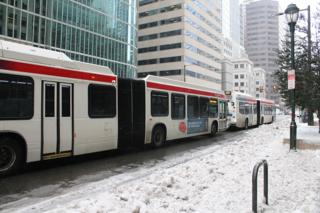 Snow bus 2017