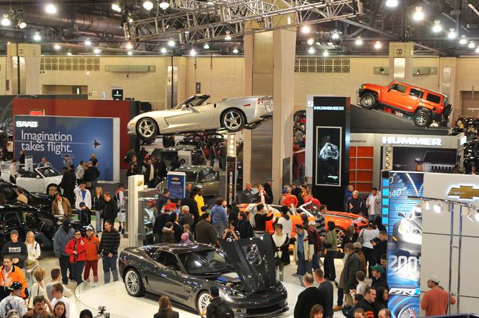 The Philadelphia Auto Show SEPTA - Philly car show