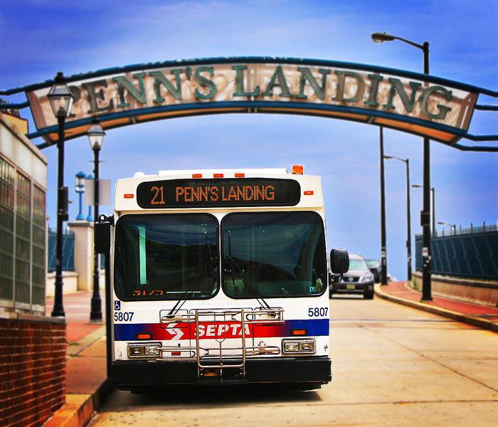 Bus penns landing 8.9