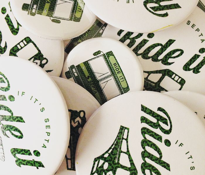 Green recycle earth pins buttons