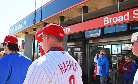 Phillies home opener nrg tw 2