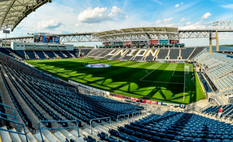 Phila union talen stadium