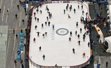 Rothman ice rink 2