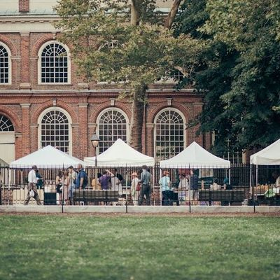 Christ church farmer market