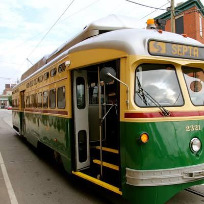 Trolley   girard line heritage streetcar 2