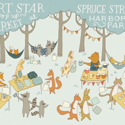 Art star spruce st harbor park poster web 463x360