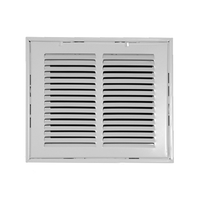 1410FW Stamped Return Air Filter Grille | Jedco Supply