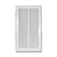 1410FW Stamped Return Air Filter Grille   Jedco Supply