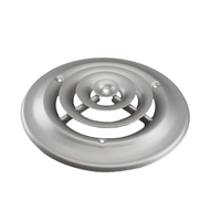 900al Aluminum Round Ceiling Diffuser Jedco Supply