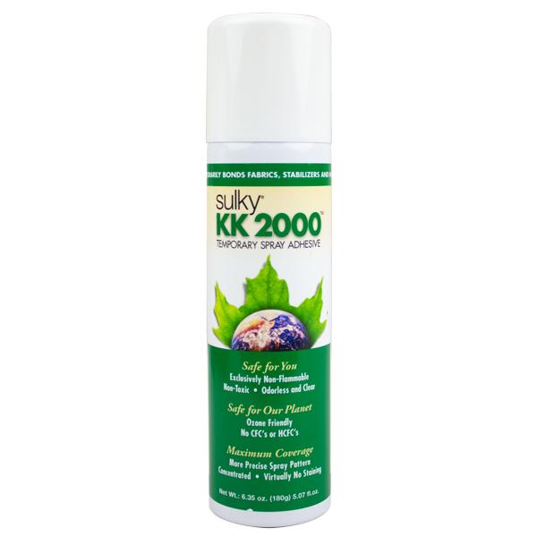 KK 2000 Temporary Spray Adhesive Basting Spray