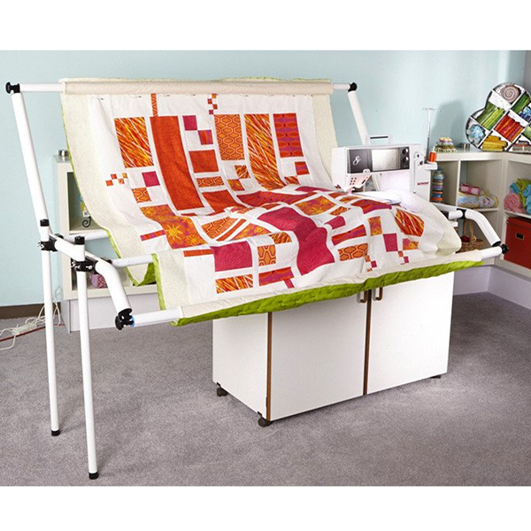 shortE quilting and embroidery frame