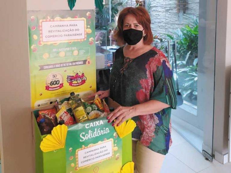 Caixa Solidária ACISSP, ação social em prol das entidades assistenciais