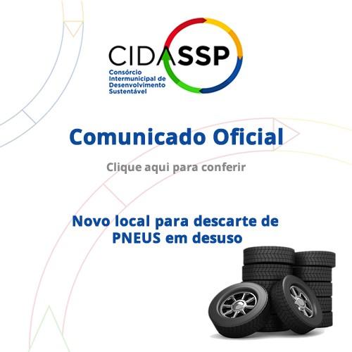 Comunicado Oficial - Descarte de Pneus