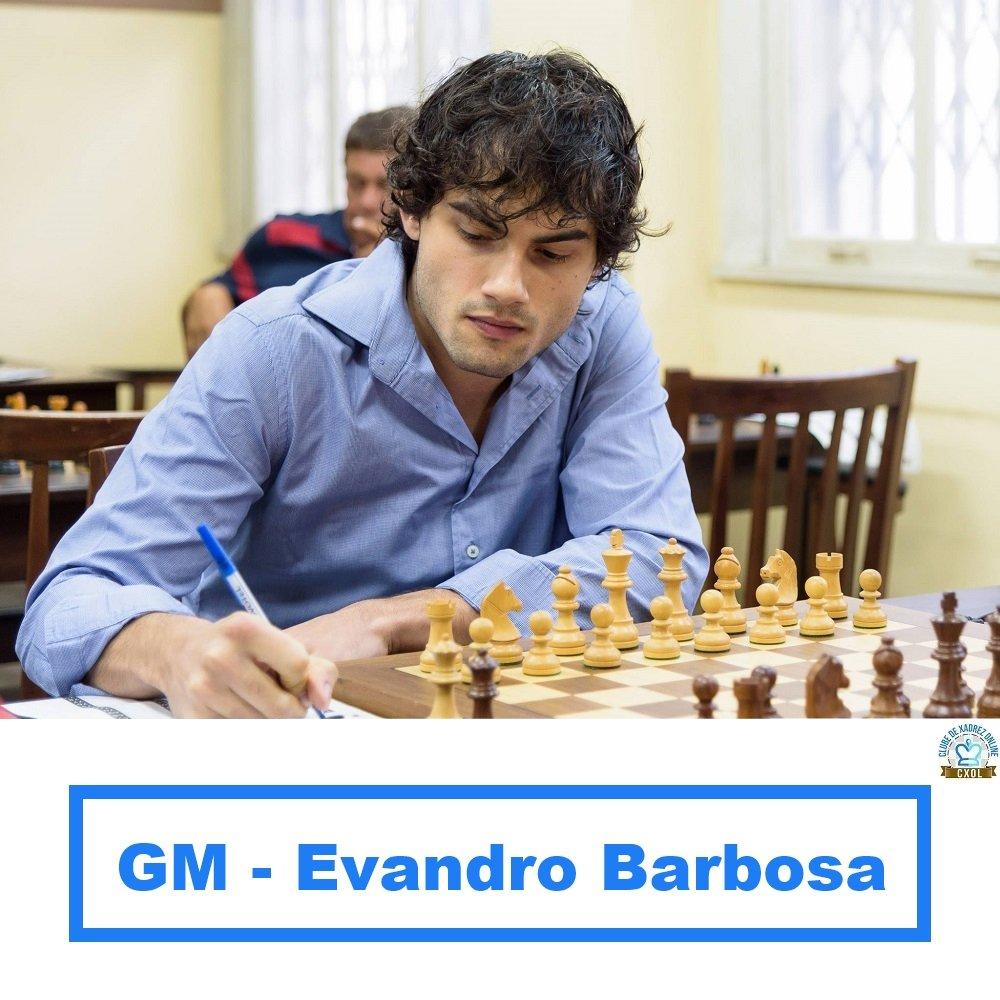 GM Evandro Barbosa