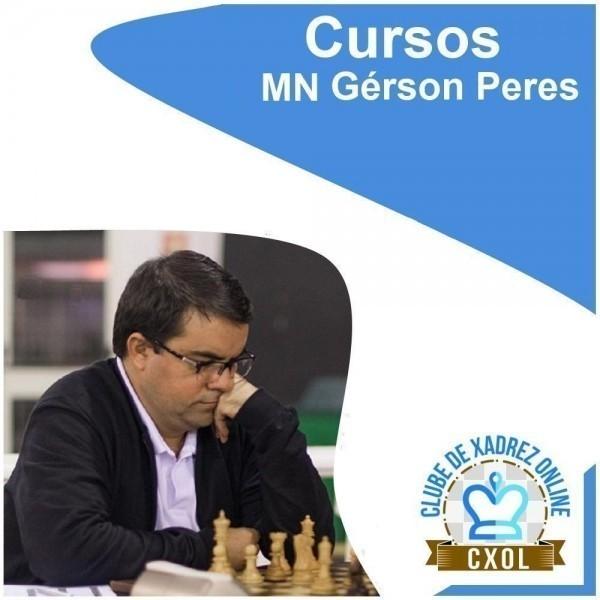 Gênios do Xadrez Moderno: Carlsen - MN Gérson Peres