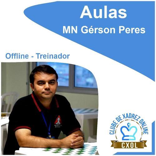 Aula Treinador - MN Gérson Peres
