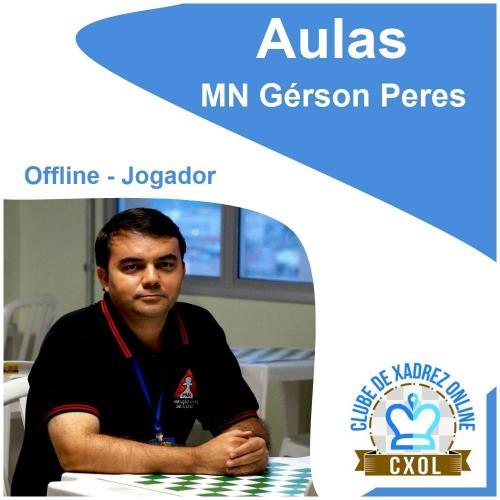 Aula Jogador - MN Gérson Peres