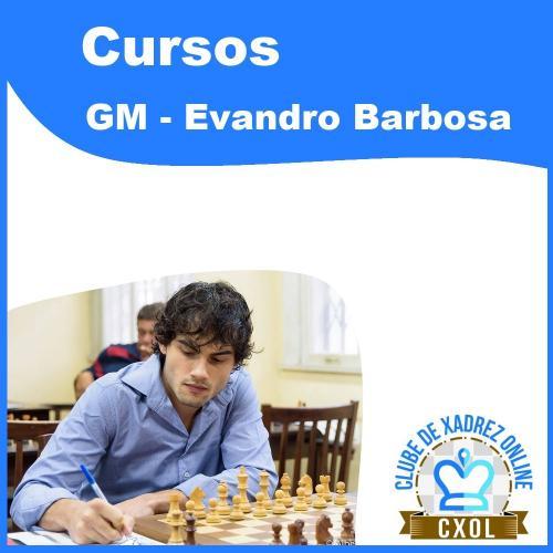 Curso Repertório Contra 1.d4 - Volume 1 (GM Evandro Barbosa)