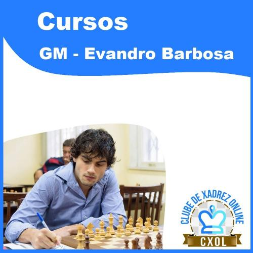 Curso Repertório Contra 1.d4 - Volume 2 (GM Evandro Barbosa)