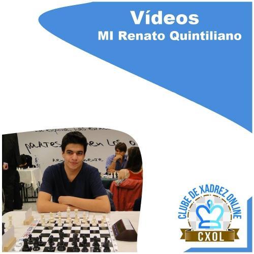 Como Passei dos 2400 - MI Renato Quintiliano