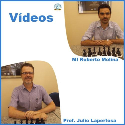 Videoaula: Finais Parte 1 - Molina/Lapertosa