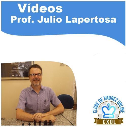 Videoaula Meu Sistema: Parte 1 - Prof. Julio Lapertosa